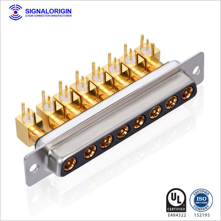 In The Electronics Field We Encountered Various Types Of Connectors Different Coaxial