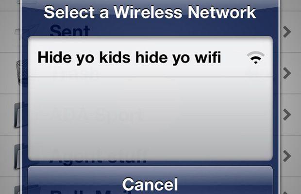 30 Hilarious Wi-Fi Network Names | DIY Pranks | Clever wifi