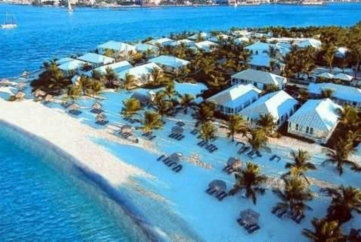 Sunset Island Key West