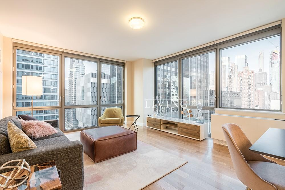 New York Apartments: Midtown West 2 Bedroom Apartment for ...