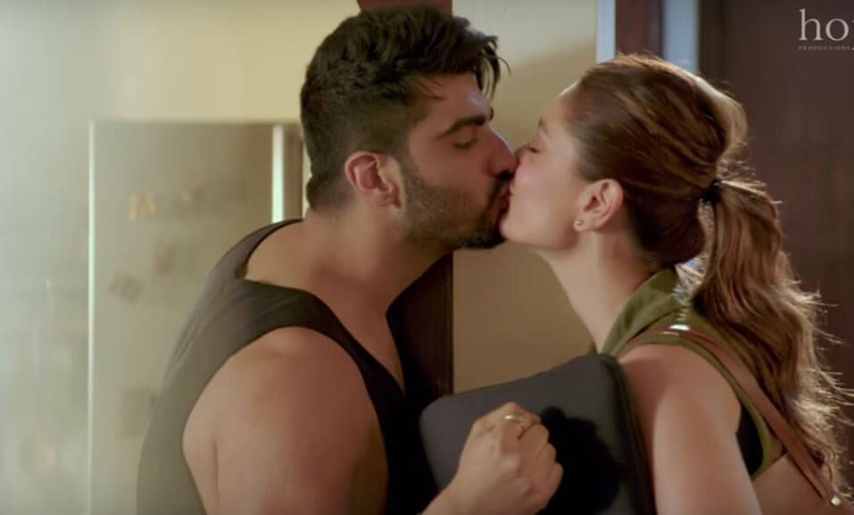 9 Mushy Facts About Kissing You Should Know Arjun Kapoor