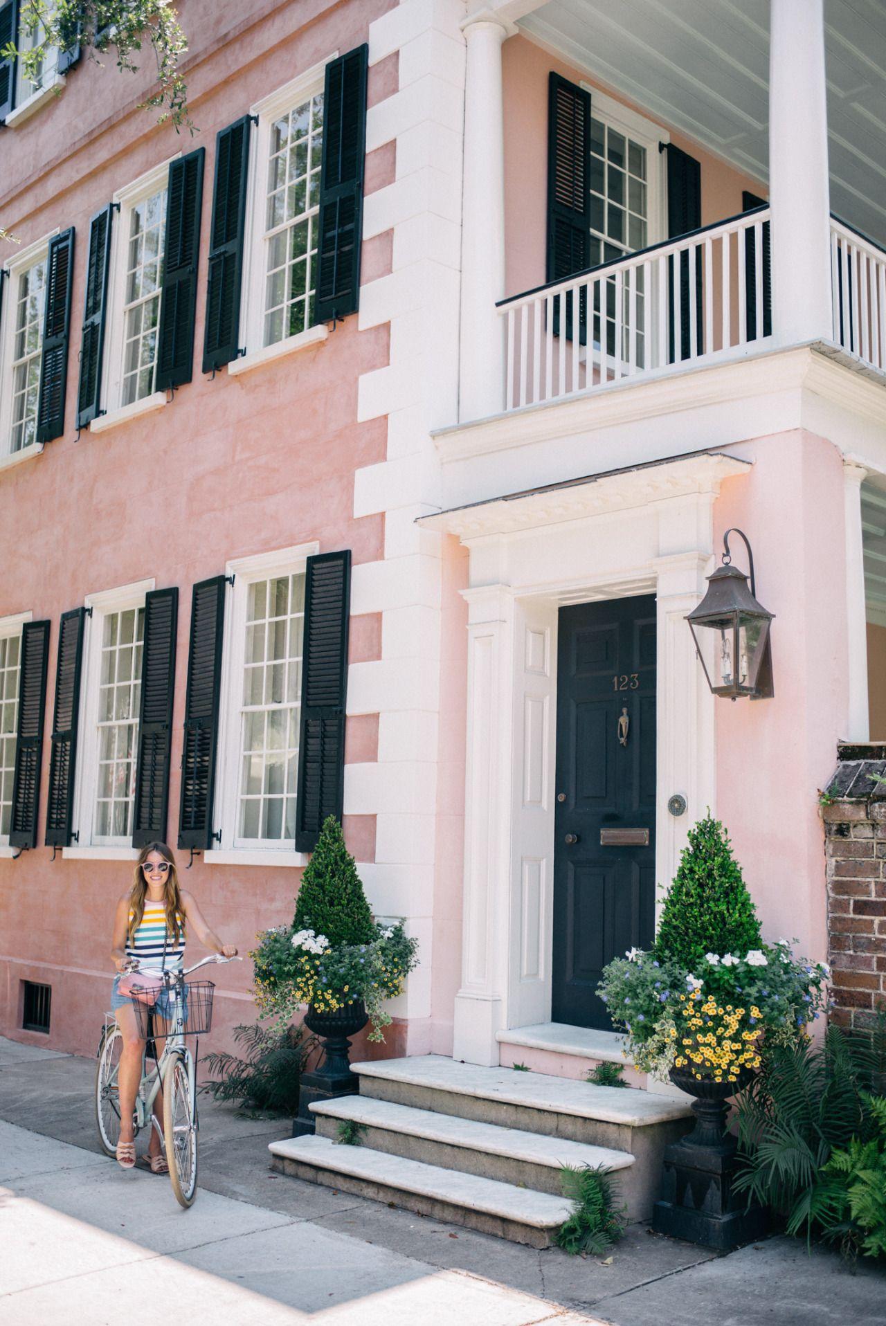 charleston home design%0A Personalized Photo Charms Compatible with Pandora Bracelets  Biking around  beautiful Charleston  SC