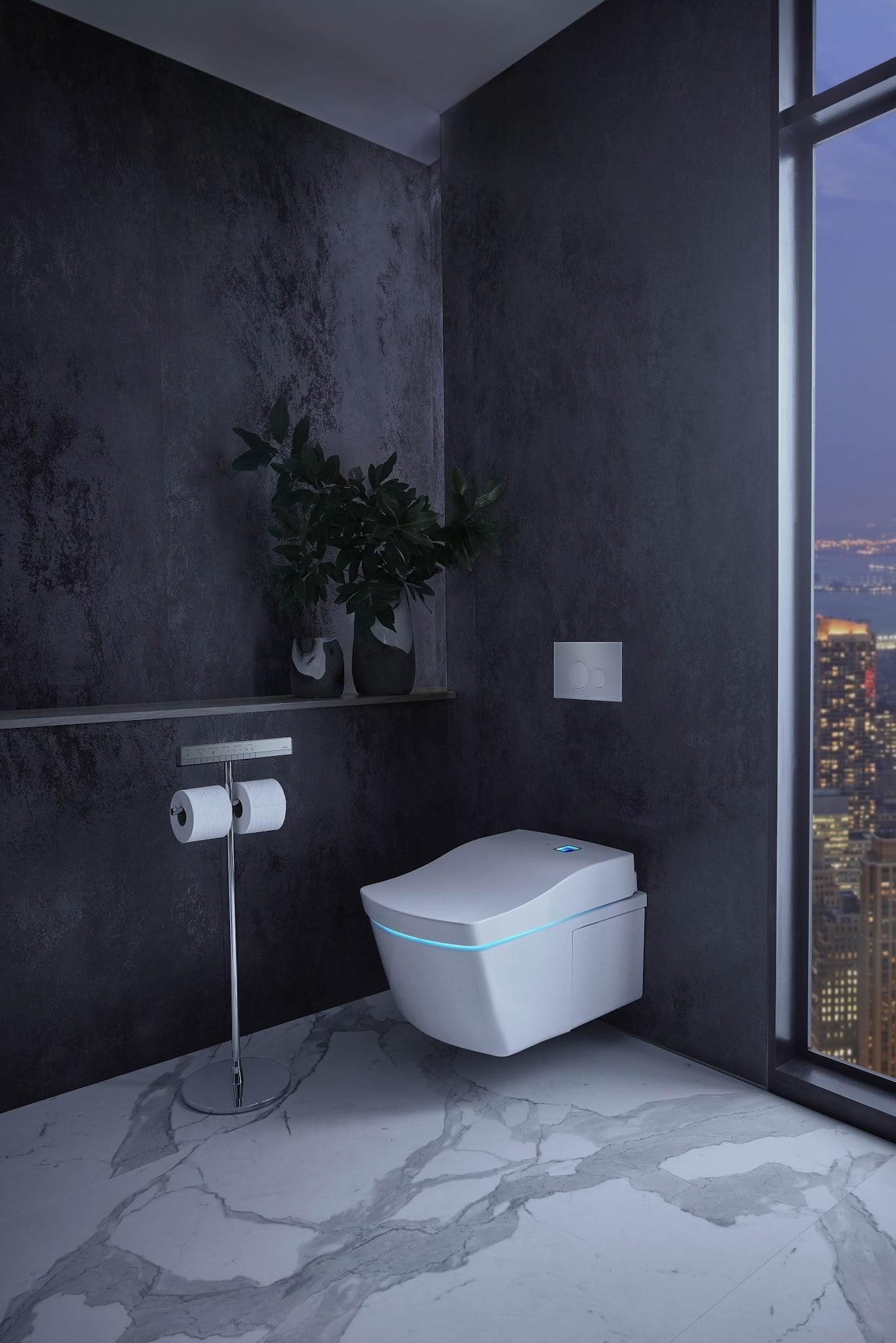 TOTOs High-Tech Toilet Combines Aesthetics With Performance ...