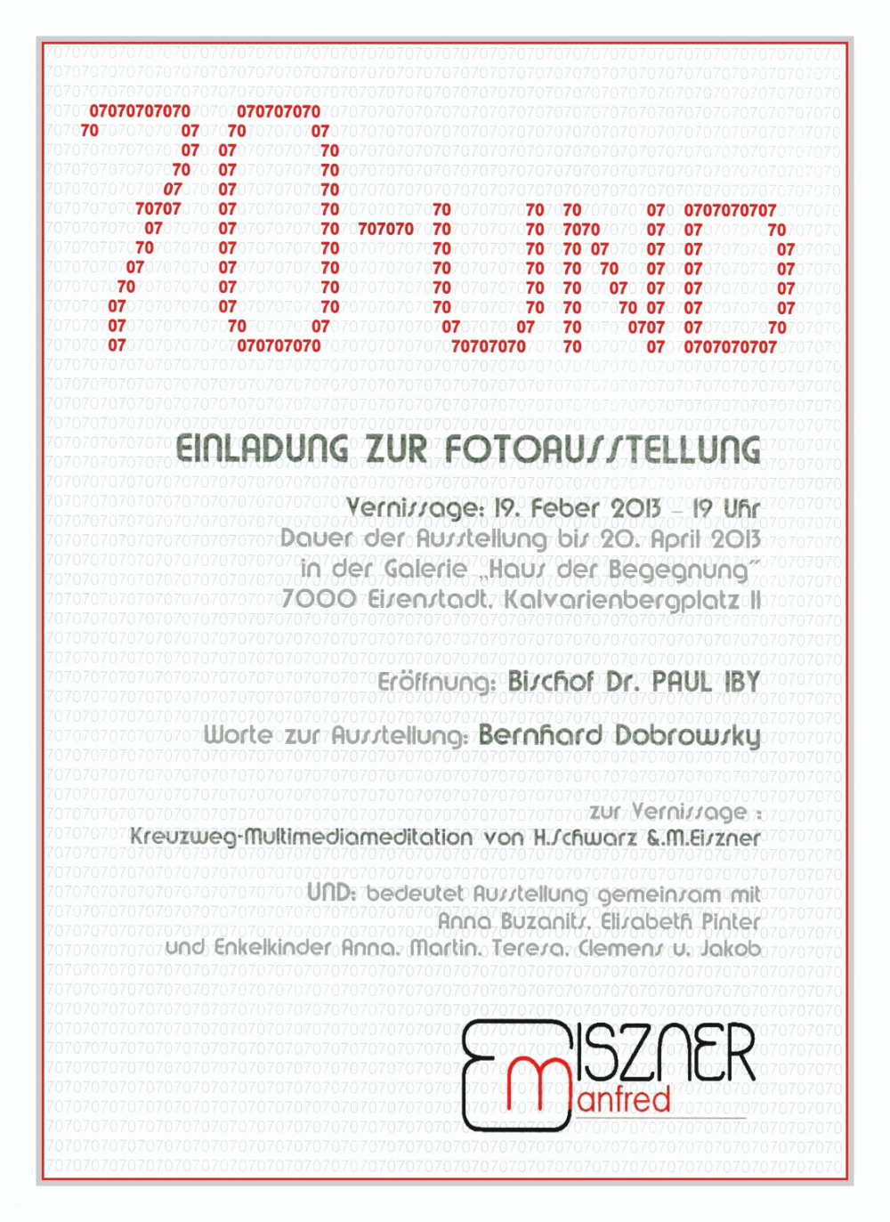 49 Elegant Lager Von Einladungen Selber Drucken Ravenbit Einladungskarten Vernissage Gestalten Di 2020