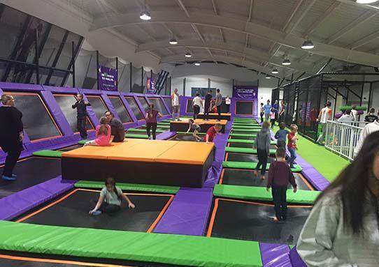 indoor activities leeds trampoline park uk pinterest. Black Bedroom Furniture Sets. Home Design Ideas