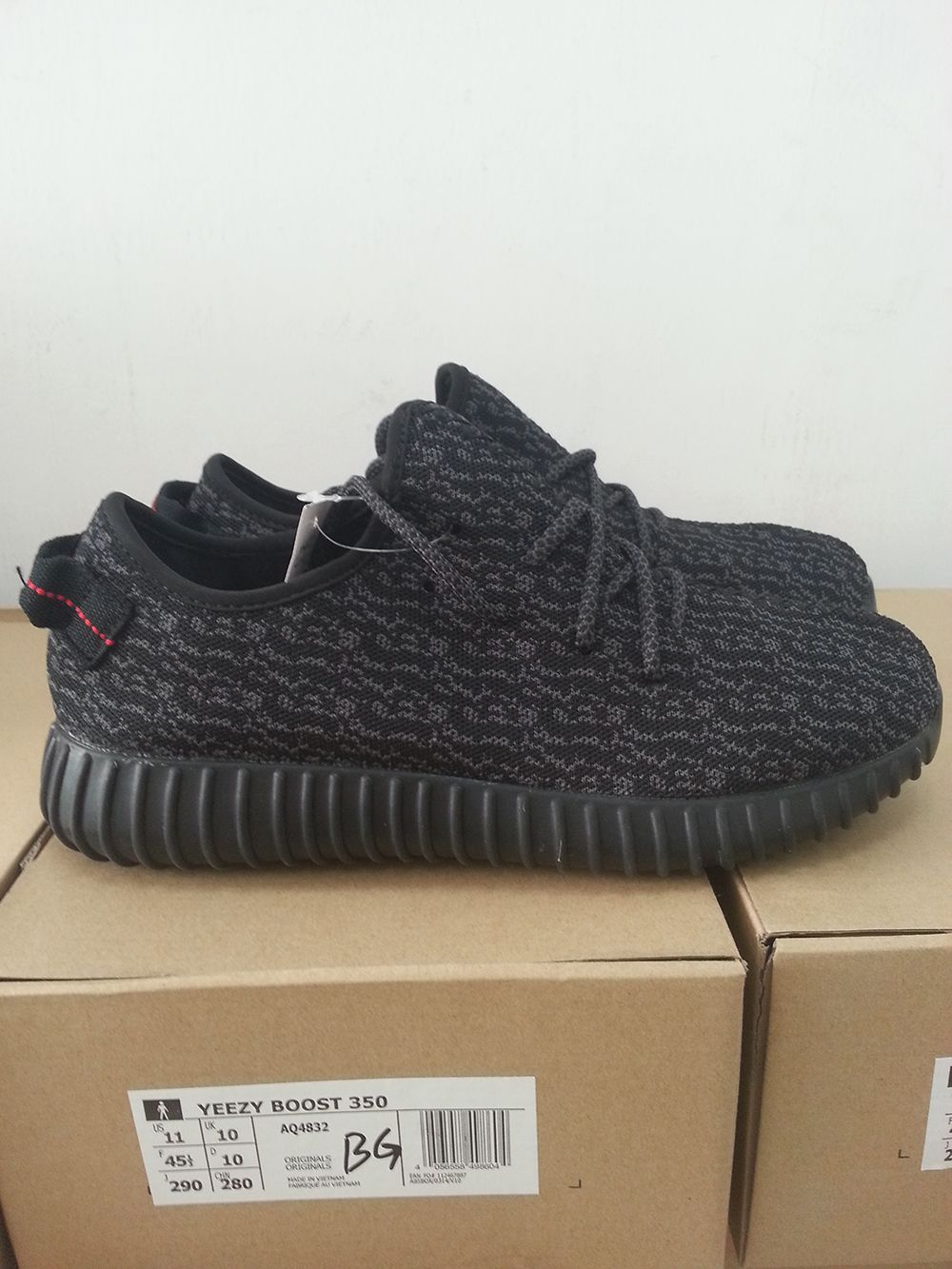 yeezy boost 350 private black on sale only 109 dollars with free shipping  to worldwide