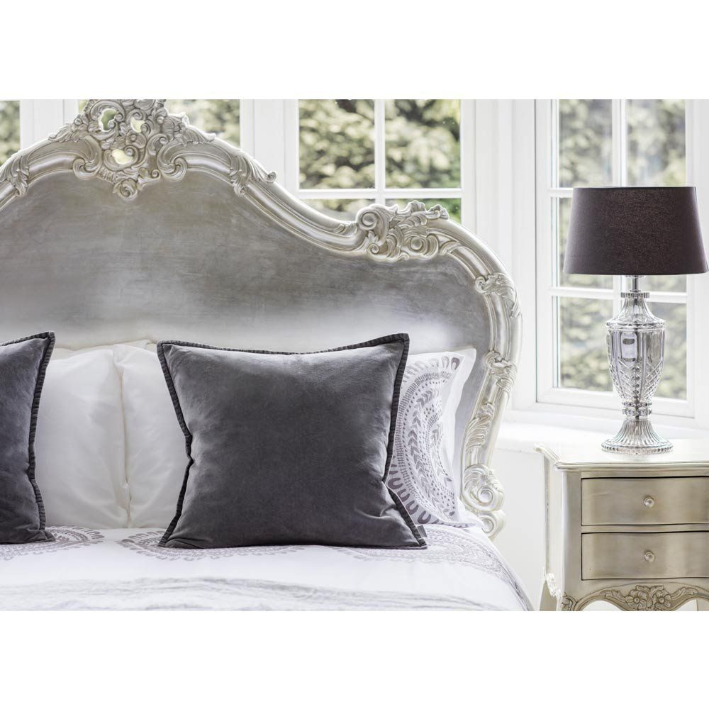 Navajo grey bed linen luxury bed linen french bedroom linen