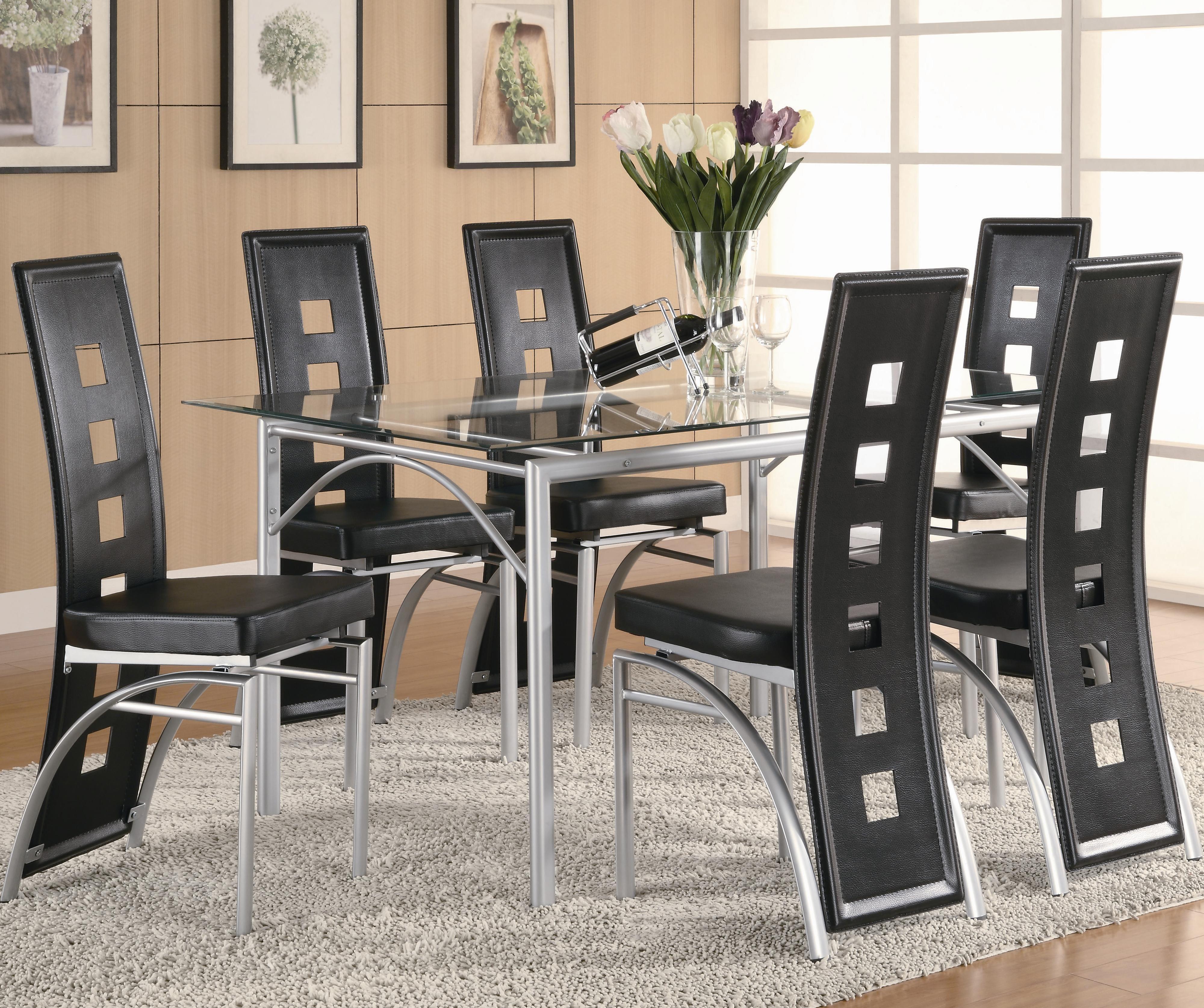 Schwarz Küche Tisch Set - Küchen | Hausmodelle | Pinterest ...