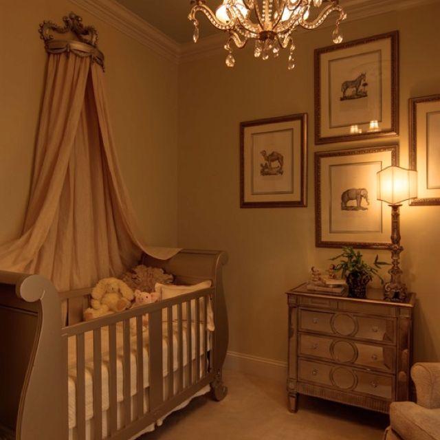 Die besten 25 schicke babyzimmer ideen auf pinterest m dchen kinderzimmer themen schicker - Wandlampe babyzimmer ...