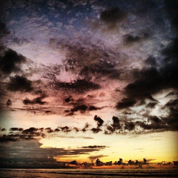 E lá se foi mais um lindo dia... (Gili Trawangan, Indonésia)