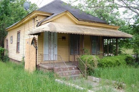 Little Richard S Home In Macon Ga Pleasant Hill Neighborhood