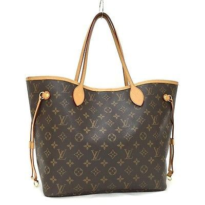100% Auth Louis Vuitton Monogram Neverfull MM Tote Hand Bag /79 https://t.co/ROn4F7YnYU https://t.co/4XiK1xkbKy