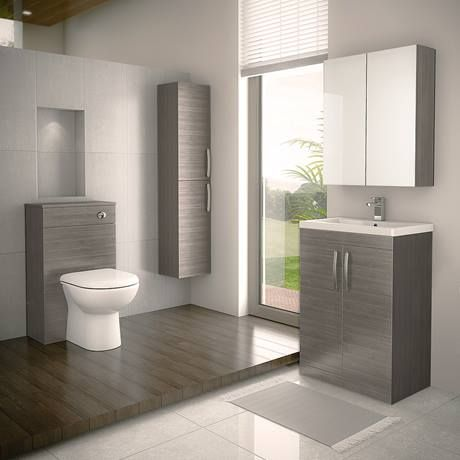 See these beautiful bathroom cabinets | Nations Cabinetry