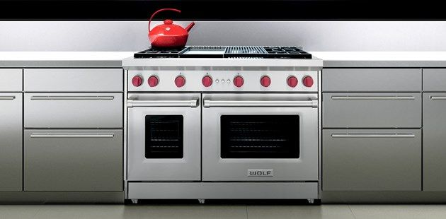 48 Gas Range Wolf Appliances Gas Range Wolf Appliances French Door Refrigerator