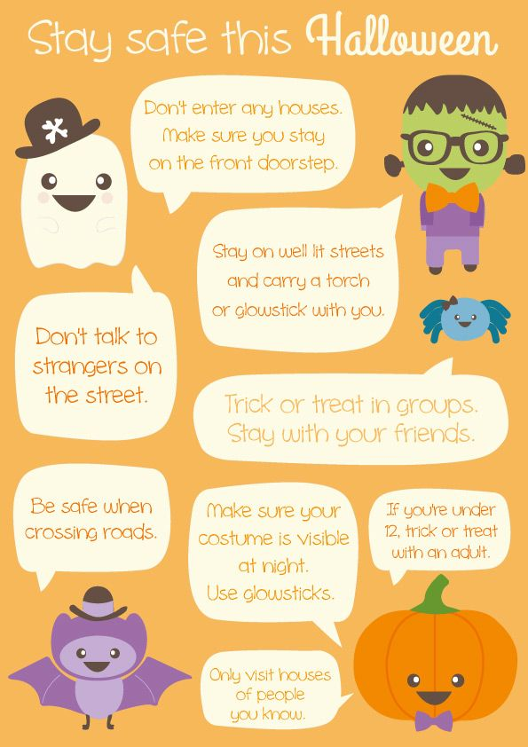 10 Halloween Free Printables - Create Your Own Halloween Stay safe - create halloween decorations