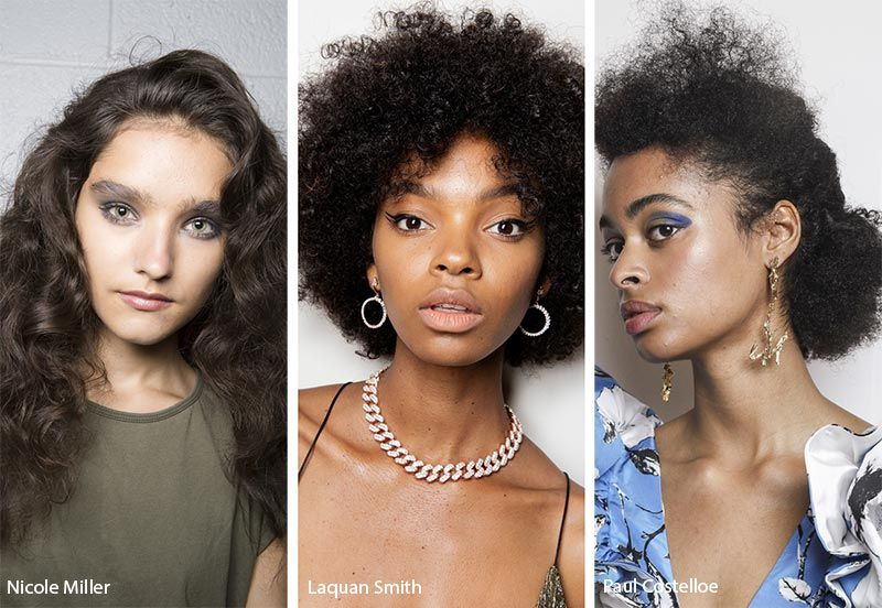 Spring Summer 2019 Hairstyle Trends Hair Trends Short
