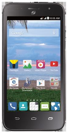 Zte Scend Z791g Straighttalk Prepaid Cell Phones 4g Lte Phone