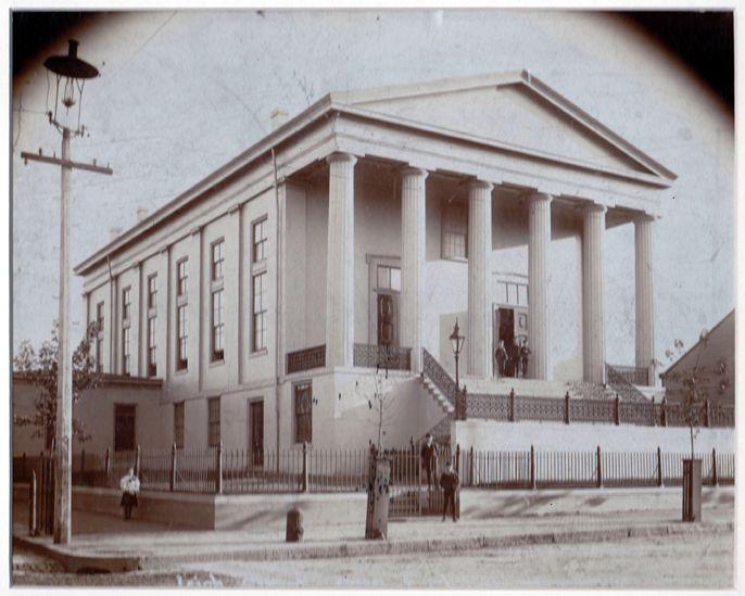 Leigh Street Baptist Church
