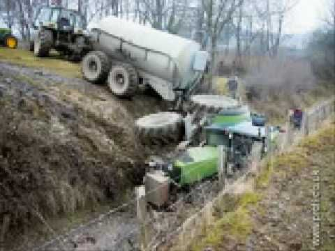 ▷ Voted Top Tractors Accidents vol 3 Best Ever Yet Collection ...