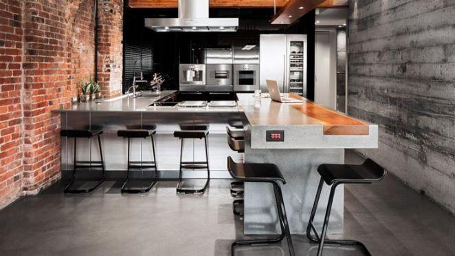 Idée relooking cuisine Cuisine Gaggenau de luxe Décoration Maison