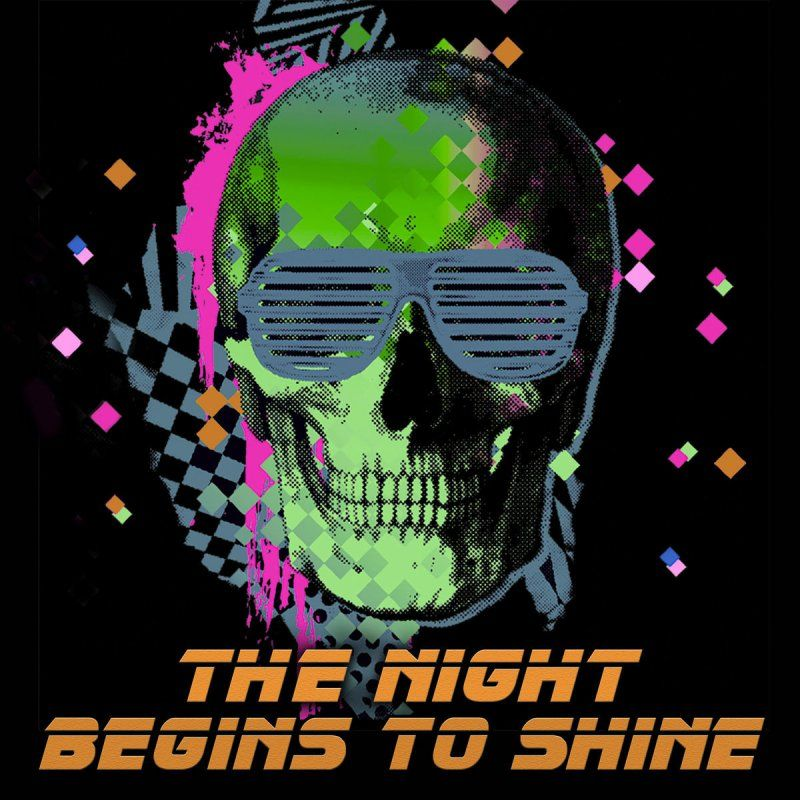 Lyrics For The Night Begins To Shine By B E R I Saw You Dance