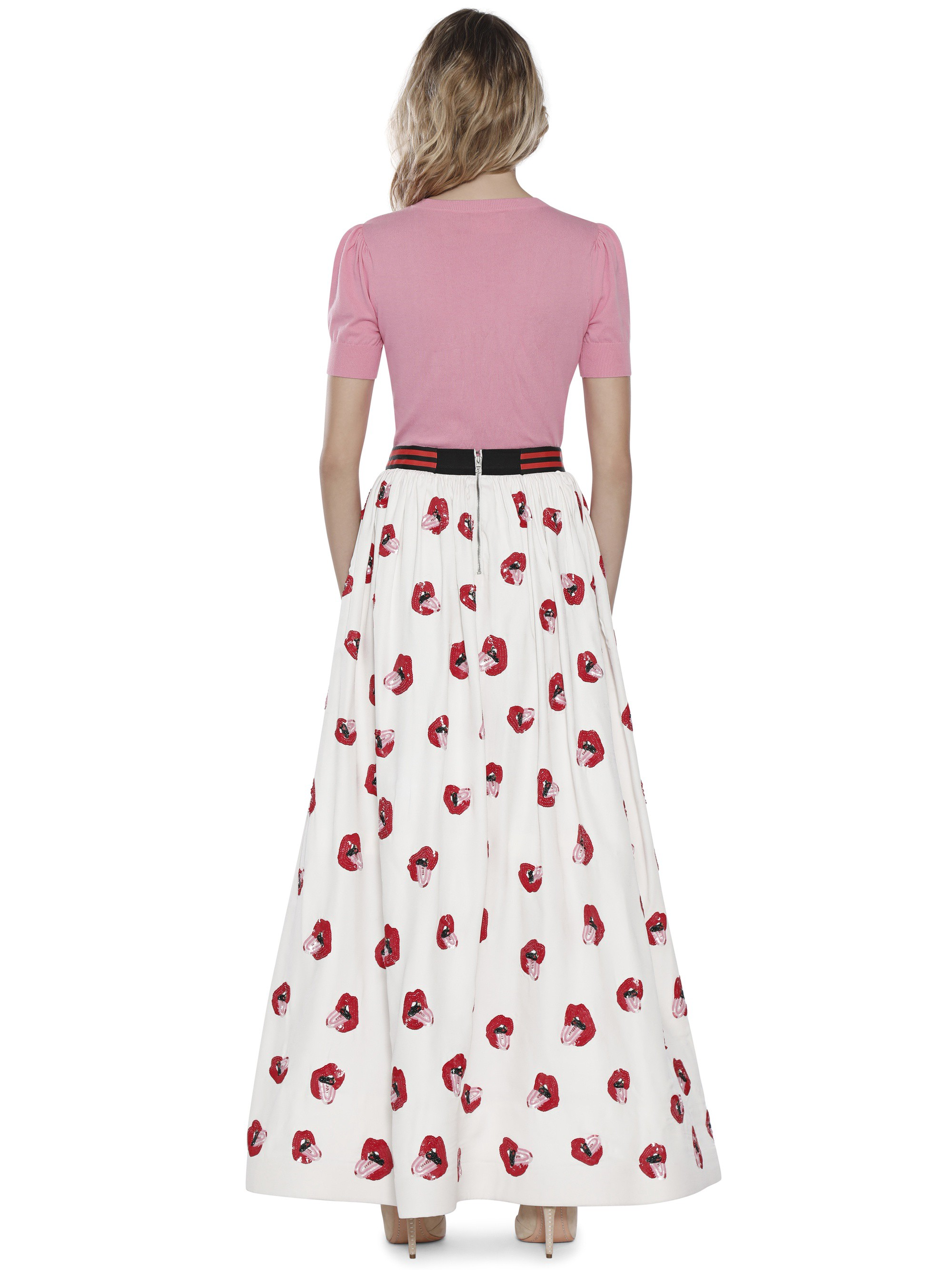 5a07b403ee Alice + Olivia Ao X Donald Tina Embellished Ball Gown Skirt - 12 ...