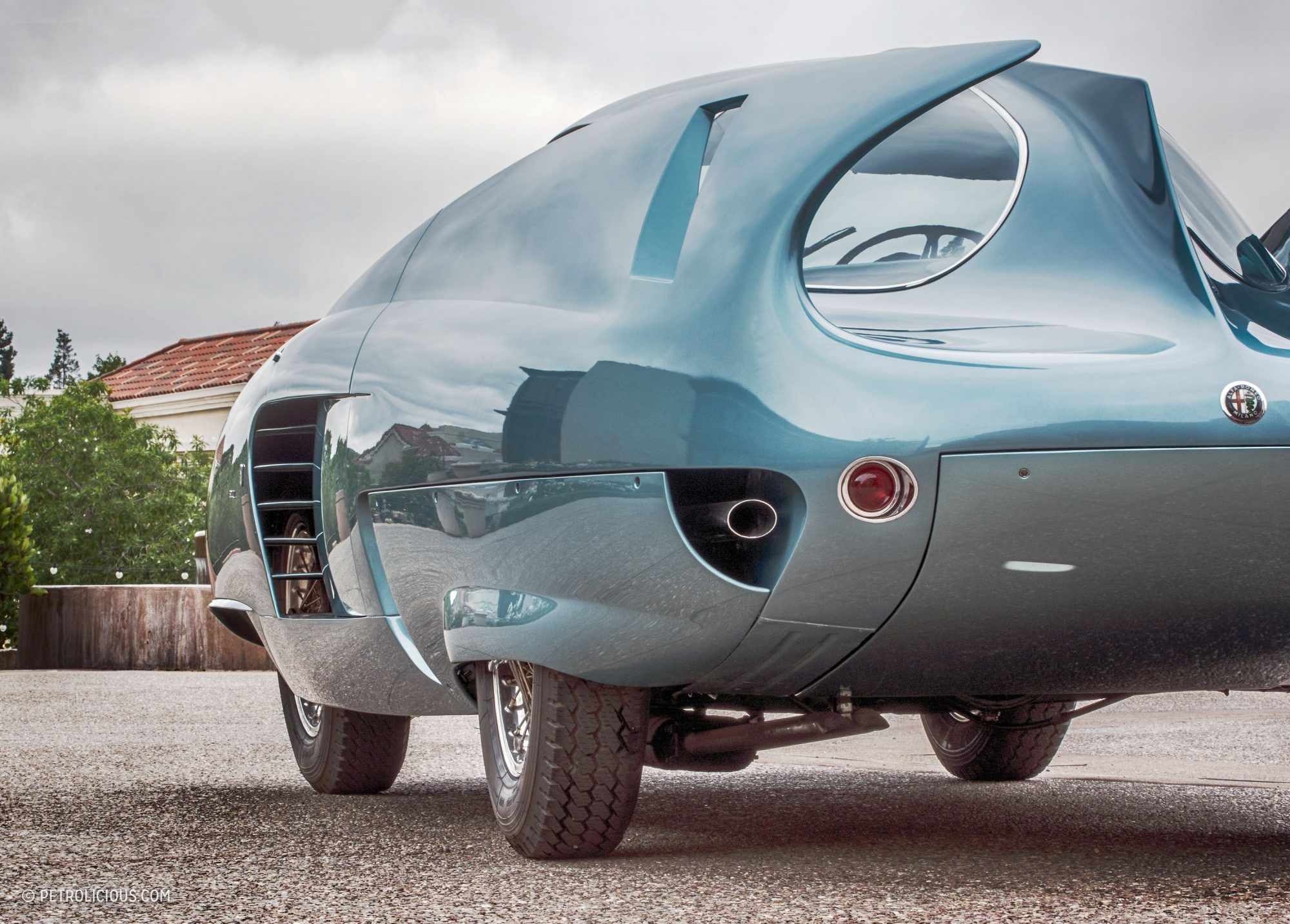 Bertone And Alfa Already Made The Best BATmobiles Back In The \'50s ...