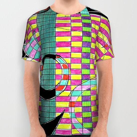 Spreadsheet Tango All Over Print Shirts This design was literally a