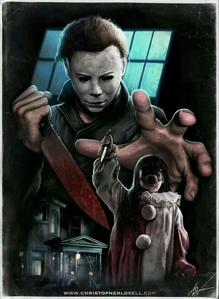 Pin by William L on Freddy vs Jason vs Chucky vs Michael