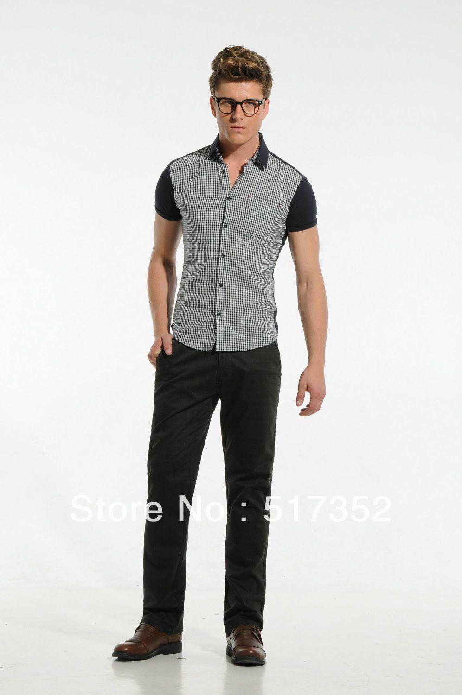 Casual Black Pants For Men Mens brand black pants | RP with Joe ...