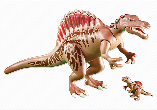 This is a great picture of Allosaurus. If you love