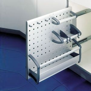Hafele Vario Pull-Out With Trays & Hooks 545.27.520