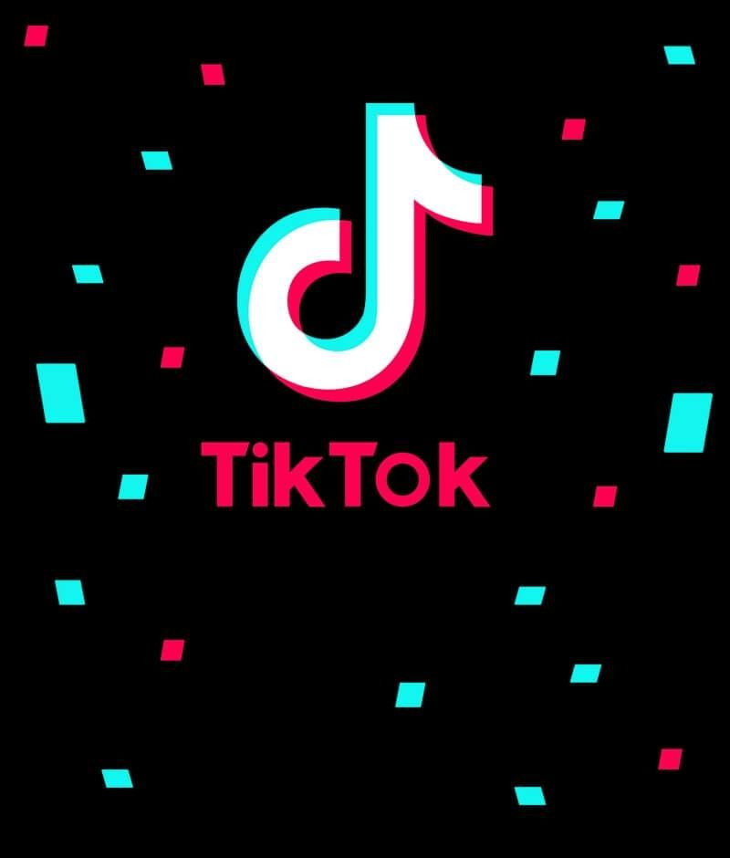 Tik Tok Party Theme Banner For Birthday Party Tiktok Party Photo Booth Backdrop Party Photo Booth Backdrop Party Photo Booth Party Photos