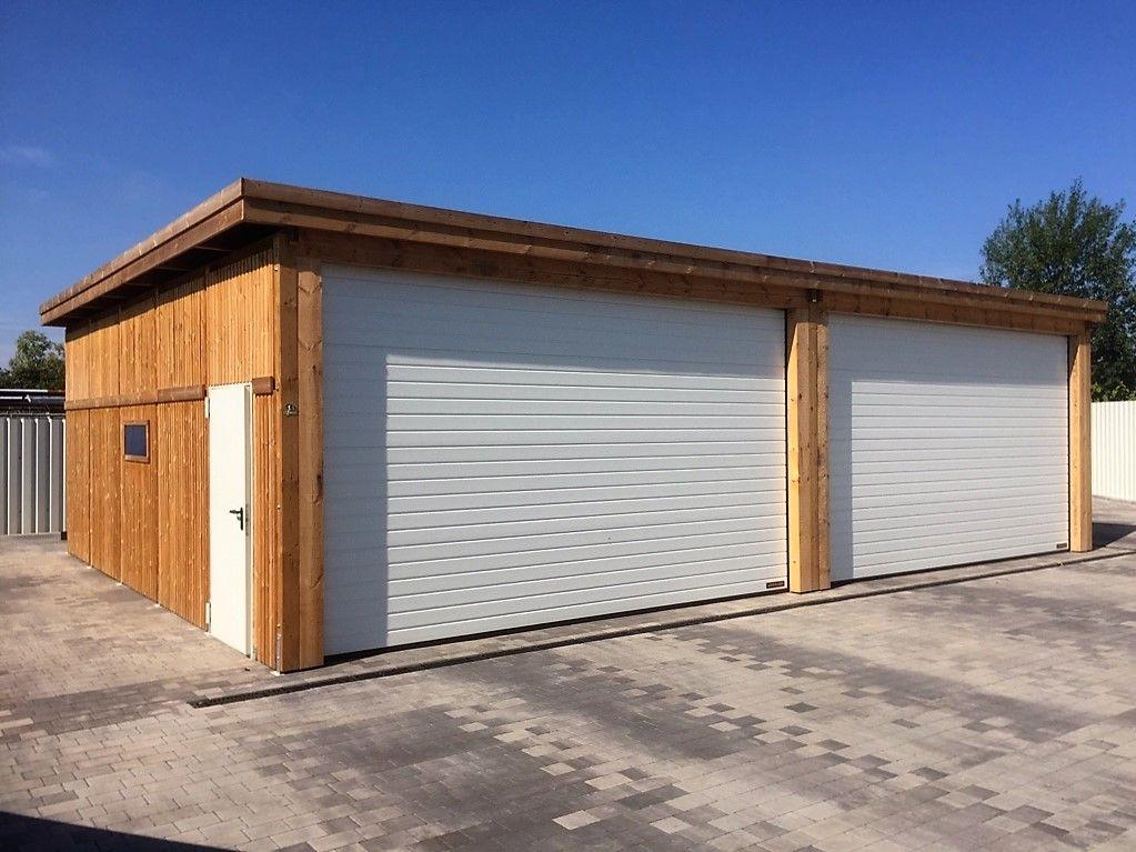 Reihencarport Mit Platz Fur 4 Wohnmobile Lichte Einfahrtshohe 300 Cm Carports Carport Carport Holz