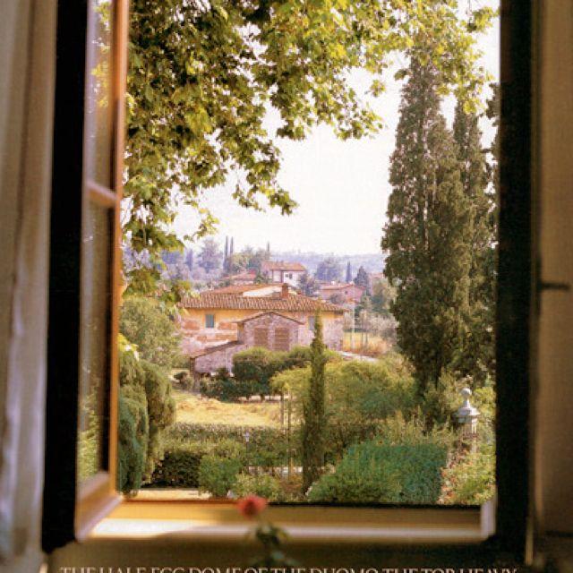 Florence Via Everythingyouaskme Tumblr Com Open Window Beautiful World Window View
