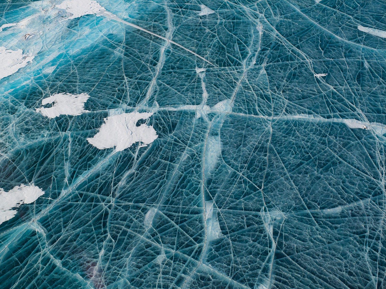 Lake Vanda, Antarctica