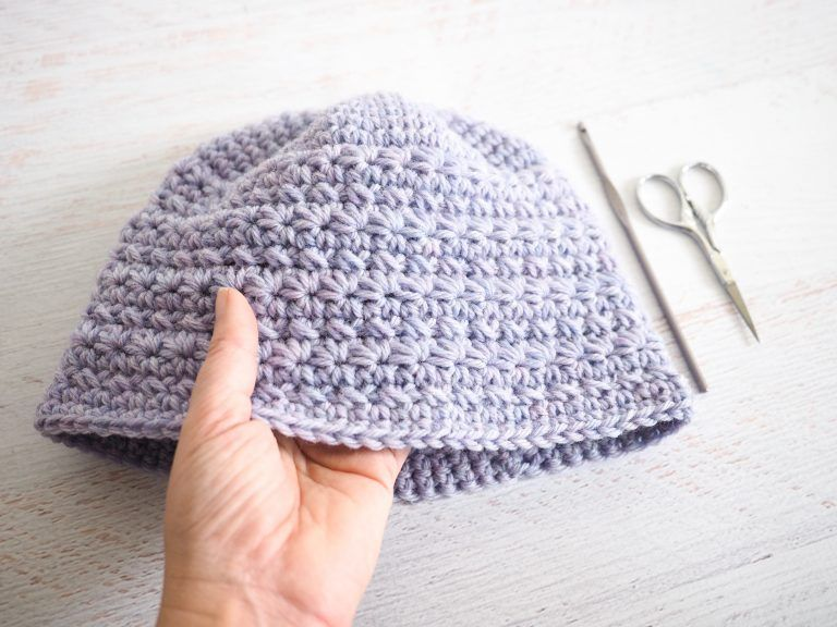 Kid s Star Stitch Hat Crochet Pattern – Crochet 08645bebc0c
