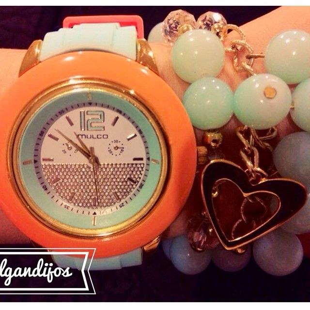 Combos Colgandijos: Reloj + Pulseras