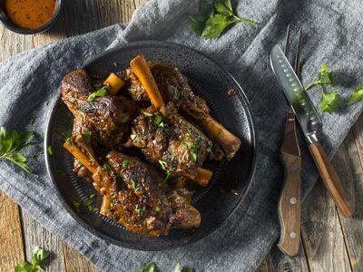 Moroccan Mechoui Recipe for Roased Leg of Lamb Recipe