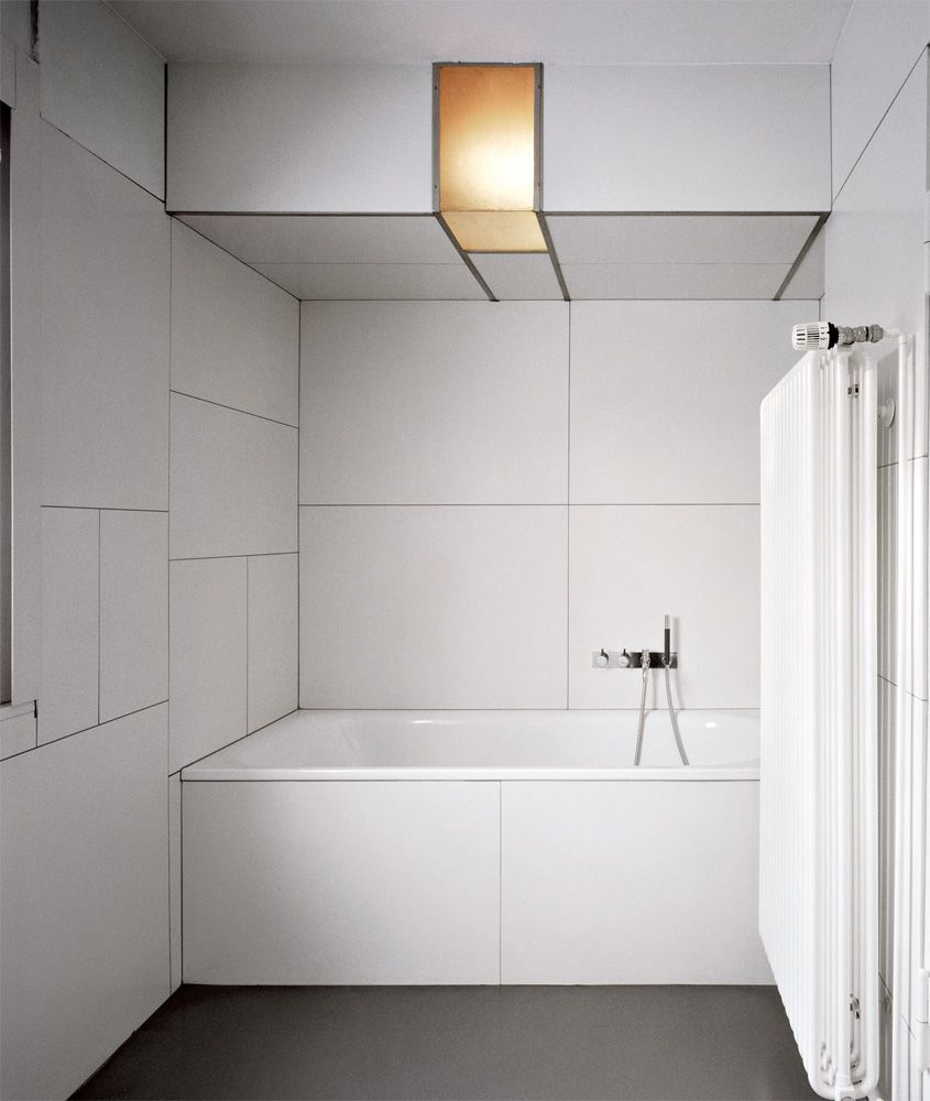 Badezimmer Spiegelschrank Bauhaus The Haus Am Horn Was Built For The Weimar Bauhaus S Exhibition Of