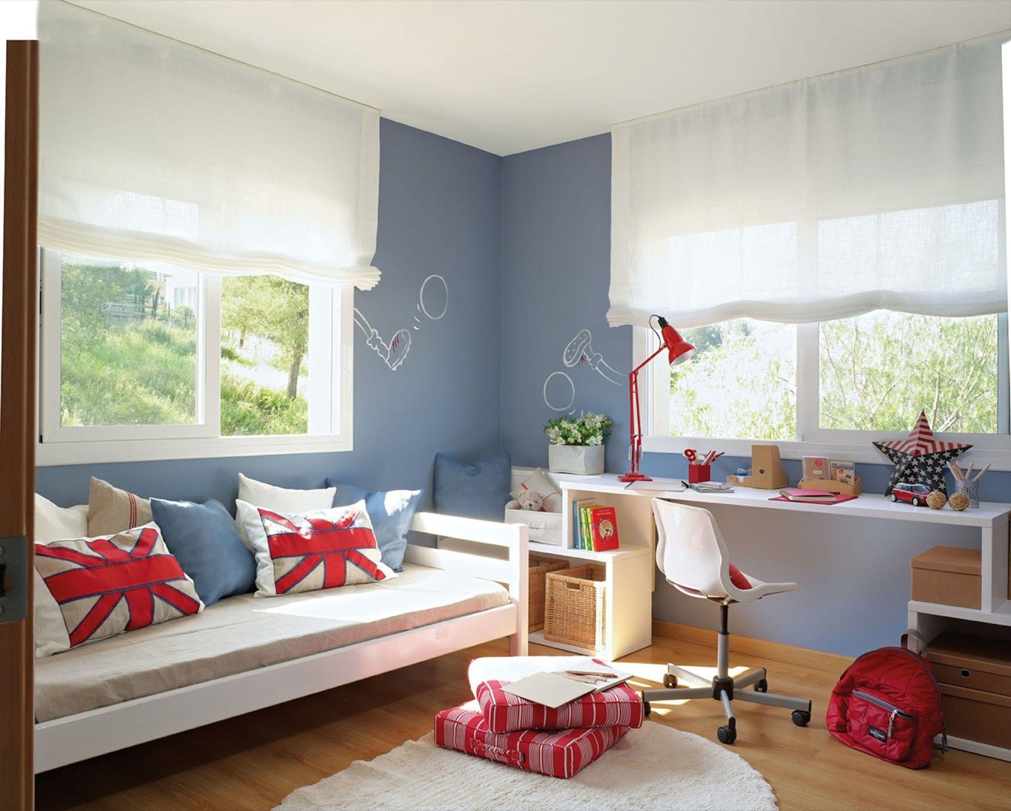 C Mo Pintar La Casa Sin Ayuda De Un Pintor Profesional Nos Gusta  ~ Ideas Para Decorar Dormitorio Juvenil