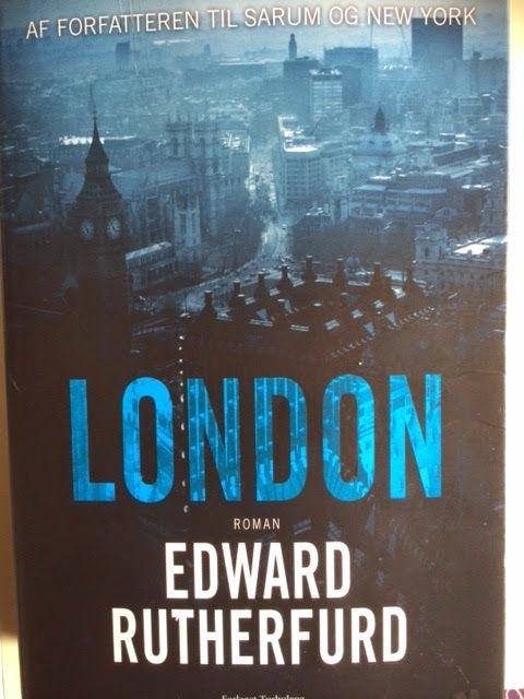 A great novel about Londons history.