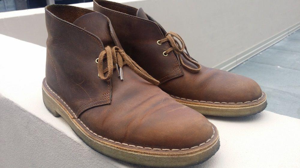 Clarks Original Desert Boots Beeswax Leather2 Desert Boots Brown Leather Boots Boots