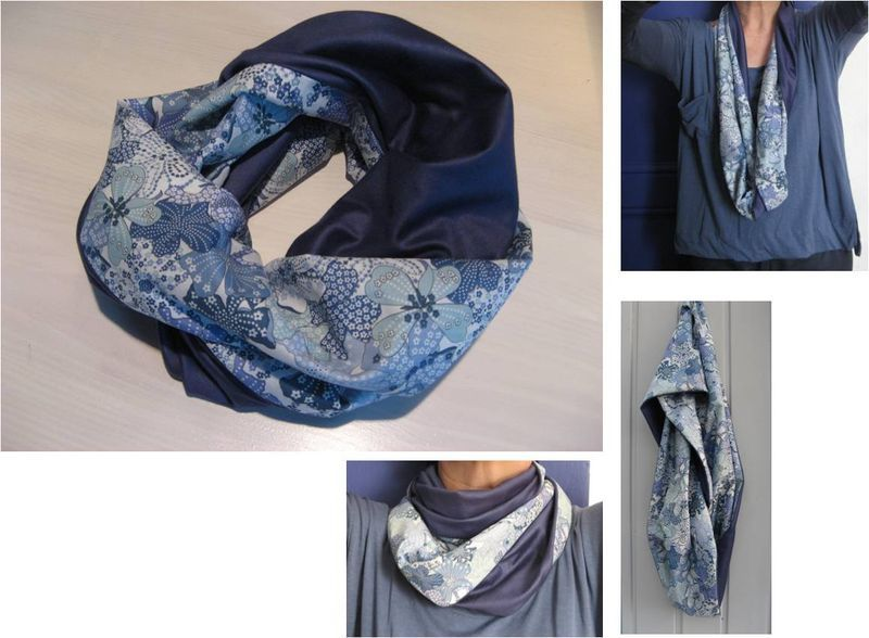 foulard tube femme d0531238d51