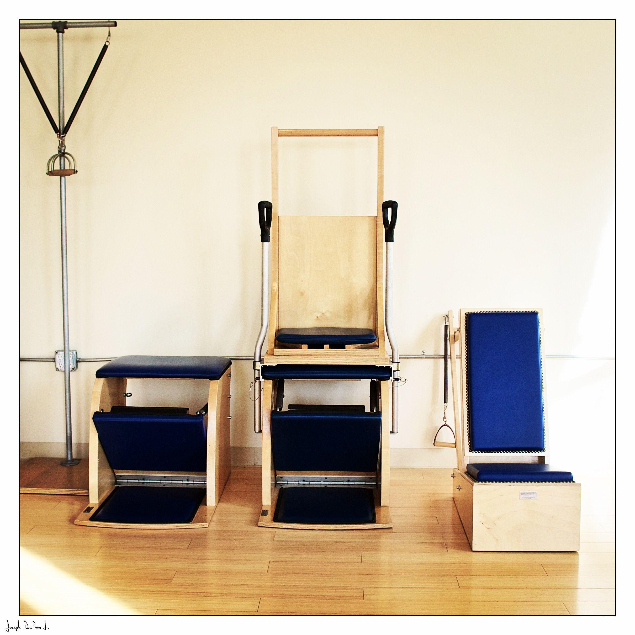 Buy Pilates Combo Chair Online: The Gratz Equipment: Ped-o-Pul, High Chair, Wunda Chair