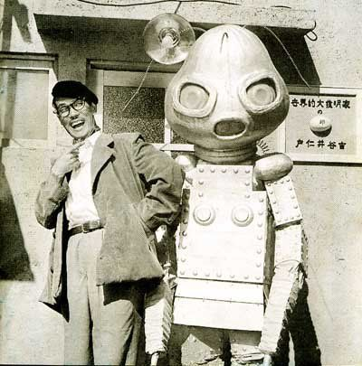 Robots and artists, a deadly c...