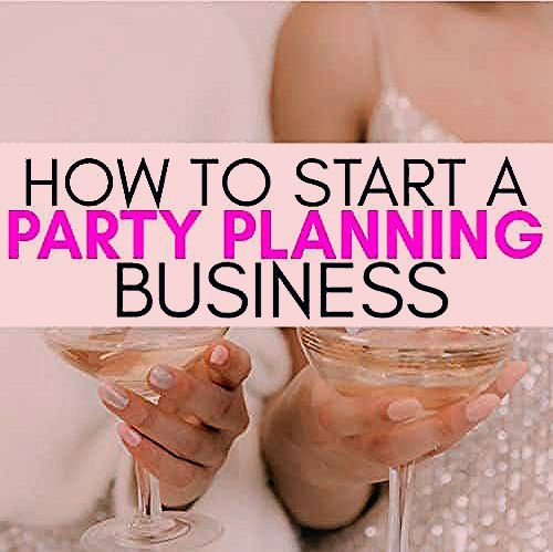 Photo of How To Start A Party Planning Business From Home