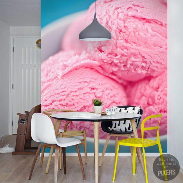 10 fotomurales para la cocina cocinas pastel interior for Murales per cucina