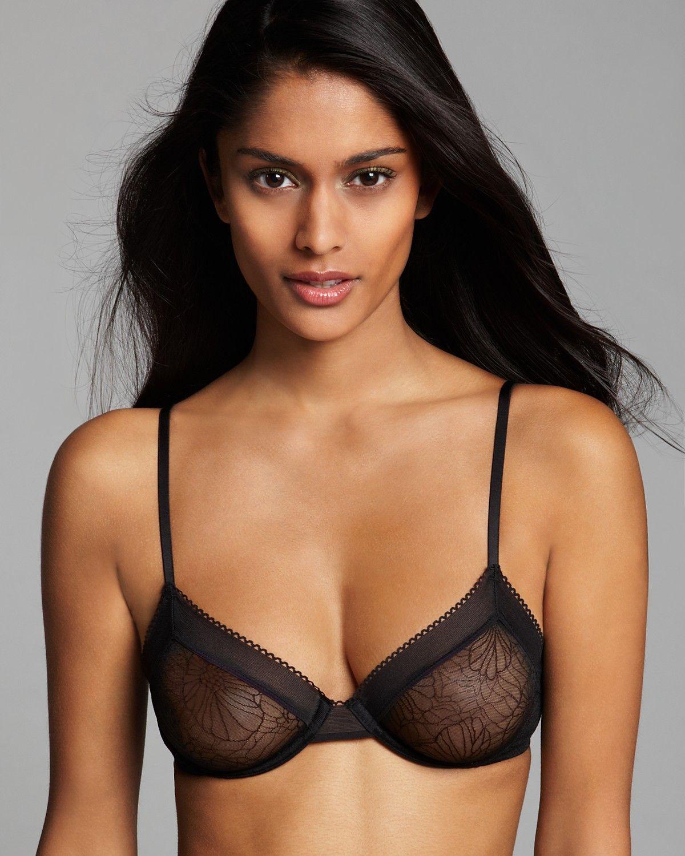 Calvin Klein Underwear Bra - Launch Lace Unlined Underwire #F3654 | Bloomingdale's