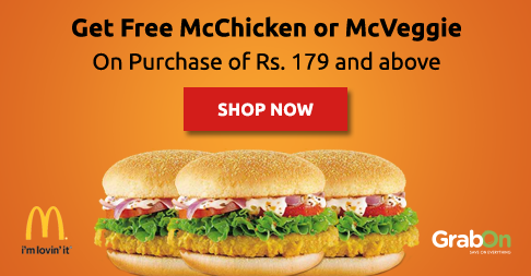 Eat More Only At Mcdonald S Pay For One Meal And Get A Burger